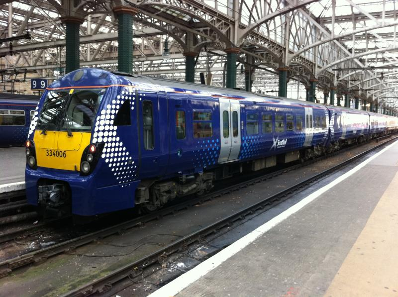FirstGroup Loses #ScotRail Franchise – Twitter Goes Nuts!