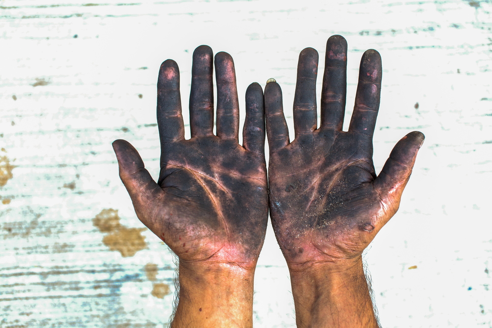 You Need to Get Your Hands Dirty