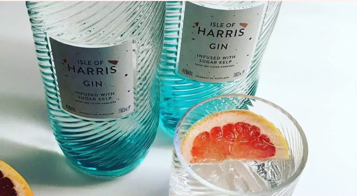 Image result for isle of harris gin